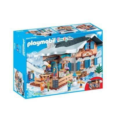 Playmobil 9280 Chata górska