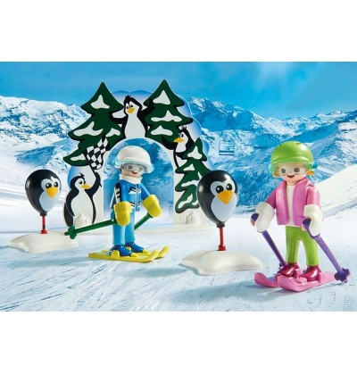 Playmobil 9282 Szkoła narciarska