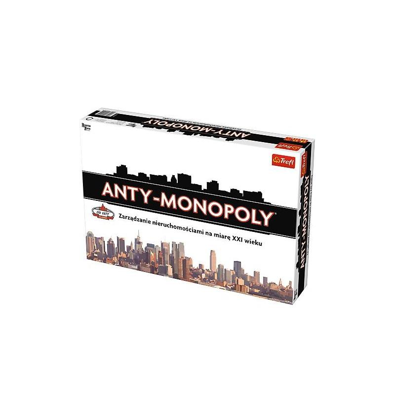 Trefl 01511 Gra Anty-monopoly