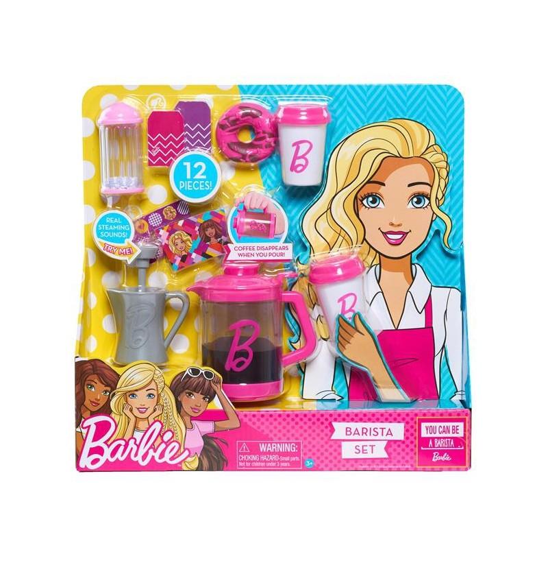 Barbie 62545 Barista zestaw kulinarny
