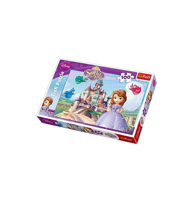 Trefl Puzzle Jej Wysokość Zosia 16226 100