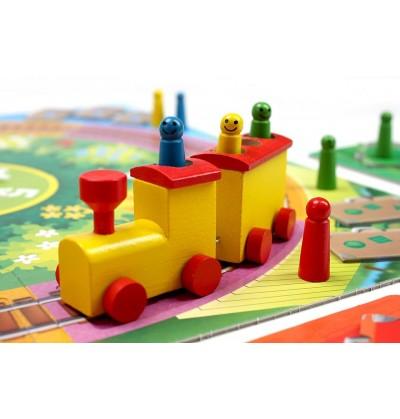 Gra Mały pociąg