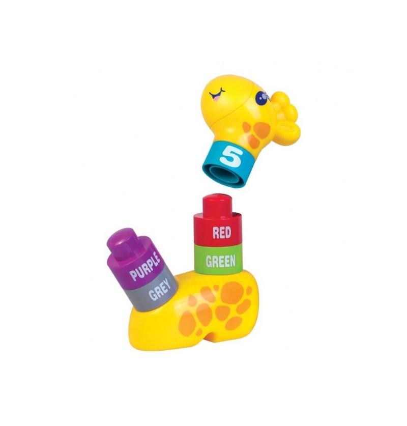 Dumel 45100 Żyrafa kolorowe odliczanie