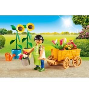 Playmobil 9082 Kwiaciarz