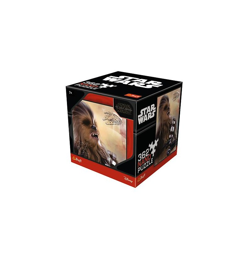 Trefl Puzzle Star Wars Chewie 11200