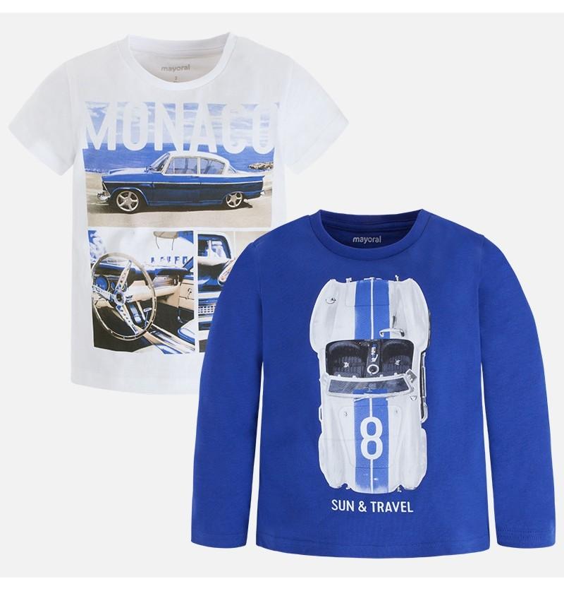 Komplet 2 koszulki Mayoral 3098-010