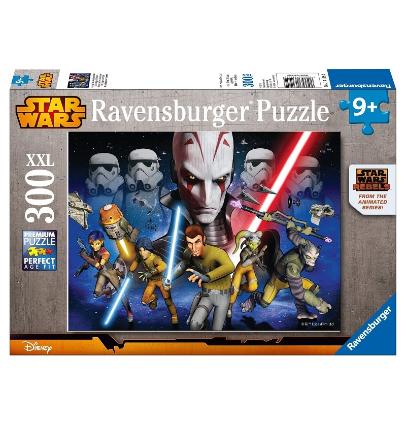 Puzzle Star Wars 131952 300 el.