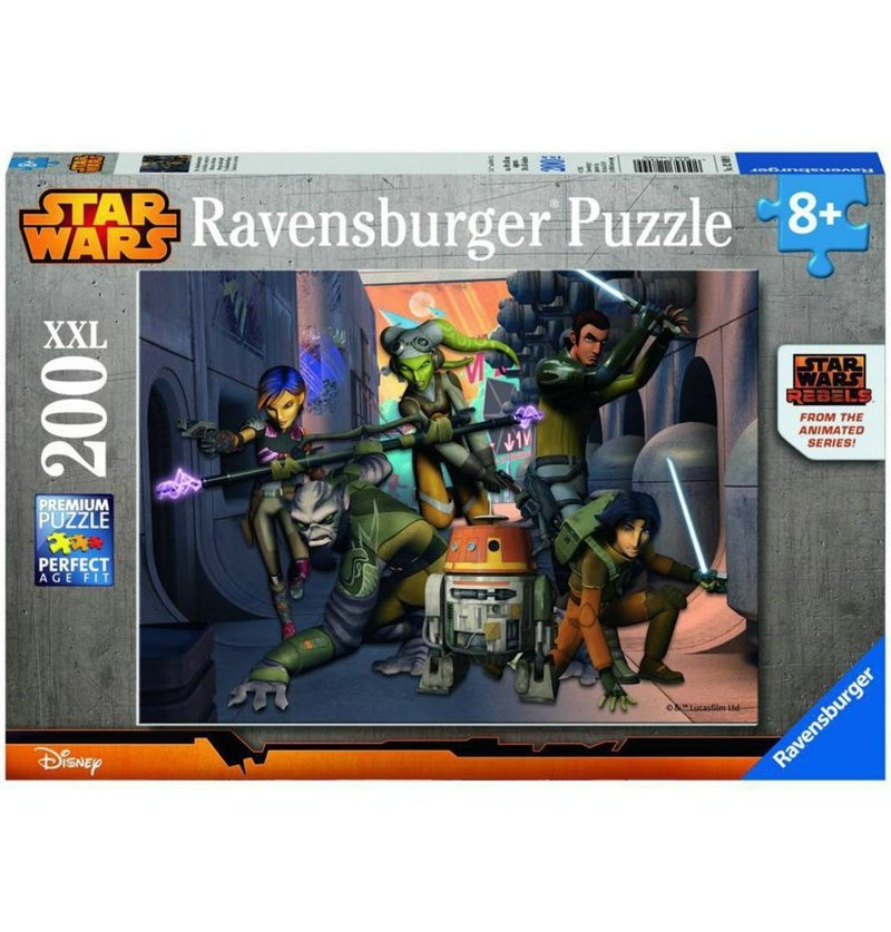 Puzzle Star Wars 128099 200 el.