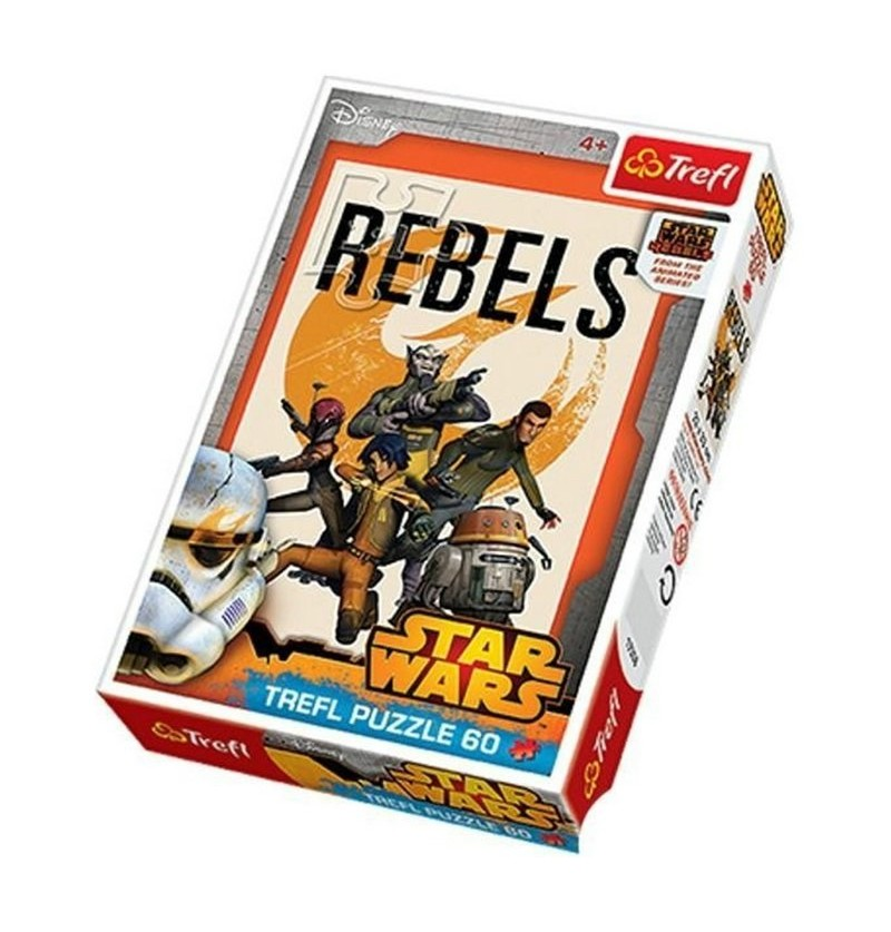 Puzzle Star Wars 17258 60 el.