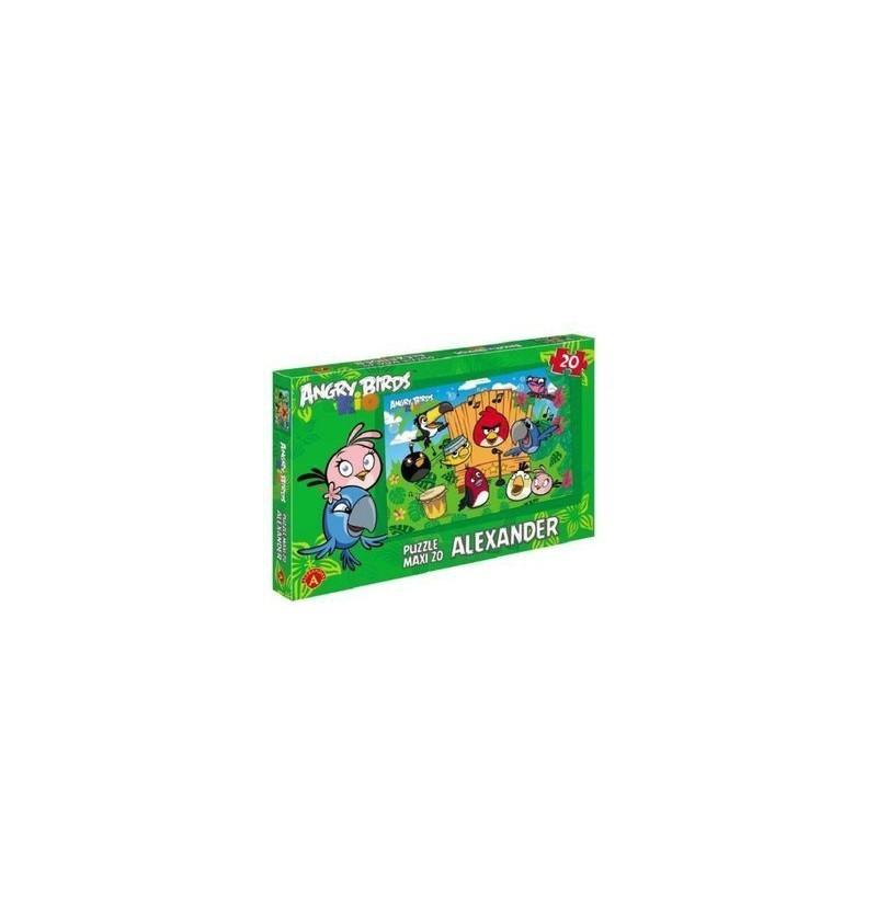 Puzzle Angry Birds 20 el.