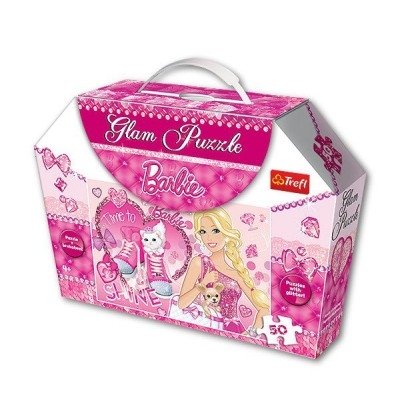 Puzzle Barbie 14805 50 el.