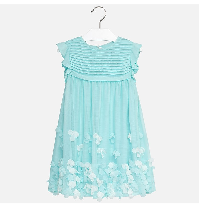 Sukienka z szyfonu Mayoral 6934-057