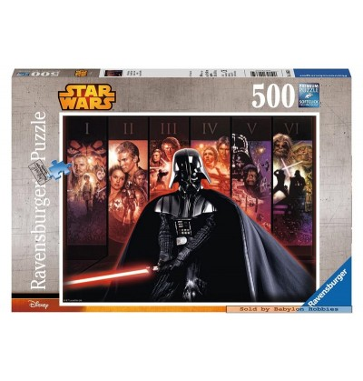 Puzzle Star Wars 146659 500 el.