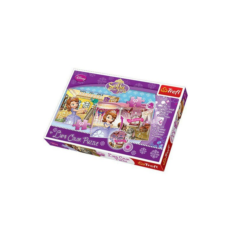 Puzzle Trefl Zosia 16501 2x50 el.