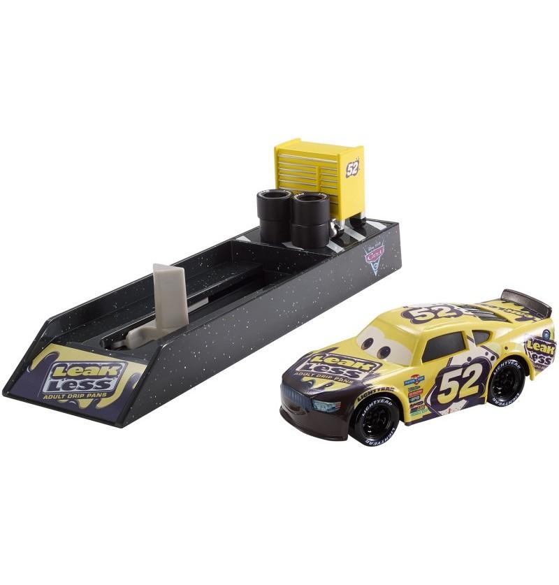 Mattel Auta Pojazd wyrzutnia Brian Spark FLH78