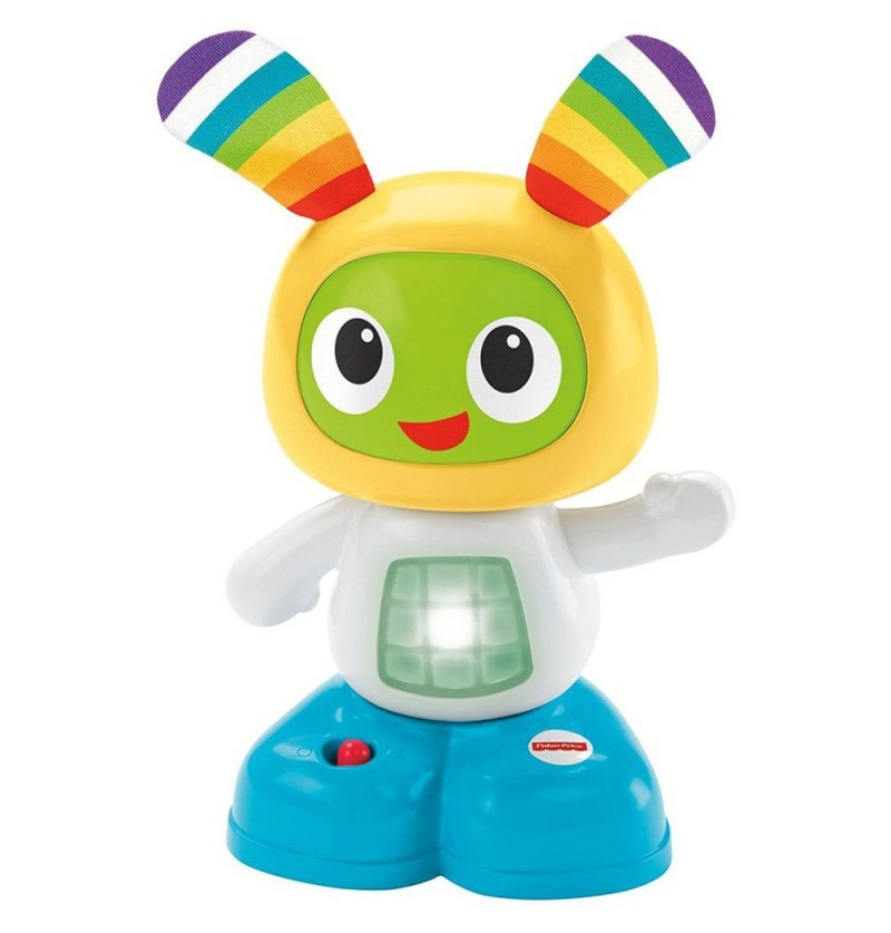 Fisher-Price Mini BeBo Muzyczny przyjaciel FFF46