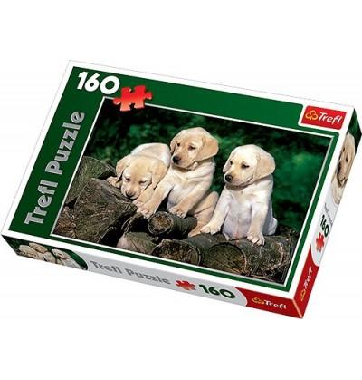 Puzzle Trefl Labradory 15157 160 el.