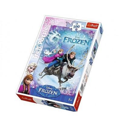 Puzzle Trefl Frozen 16273 100 el.