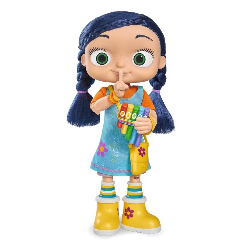 Simba Interaktywna lalka Wissper z dźwiękiem 9358495