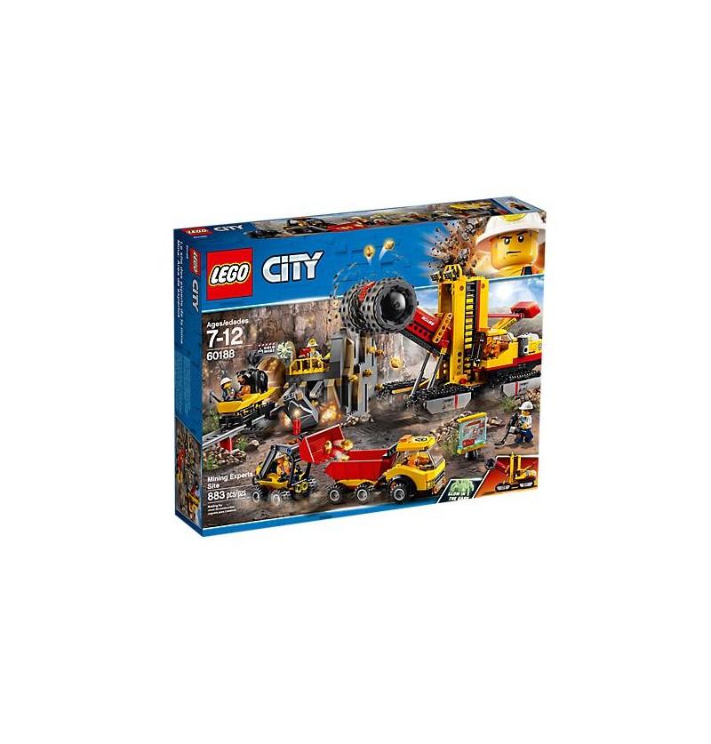Lego City 60188 Kopalnia