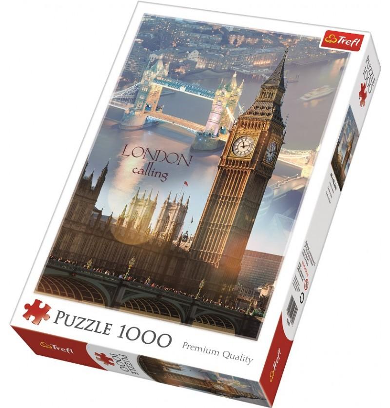 Puzzle Trefl 10395 1000 el.