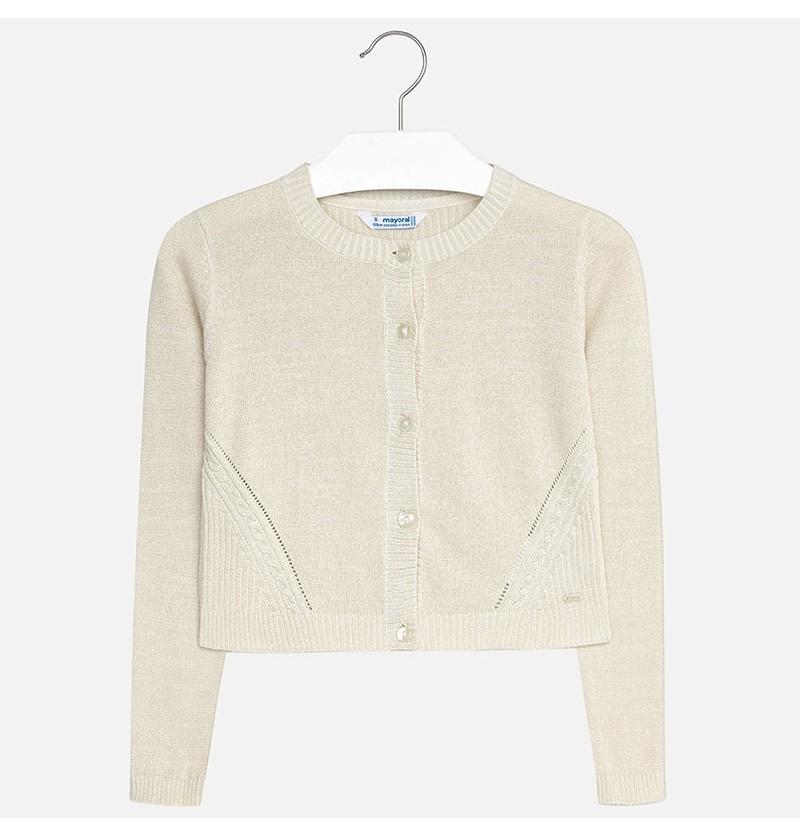 Trykotowy sweterek 332-028 Mayoral