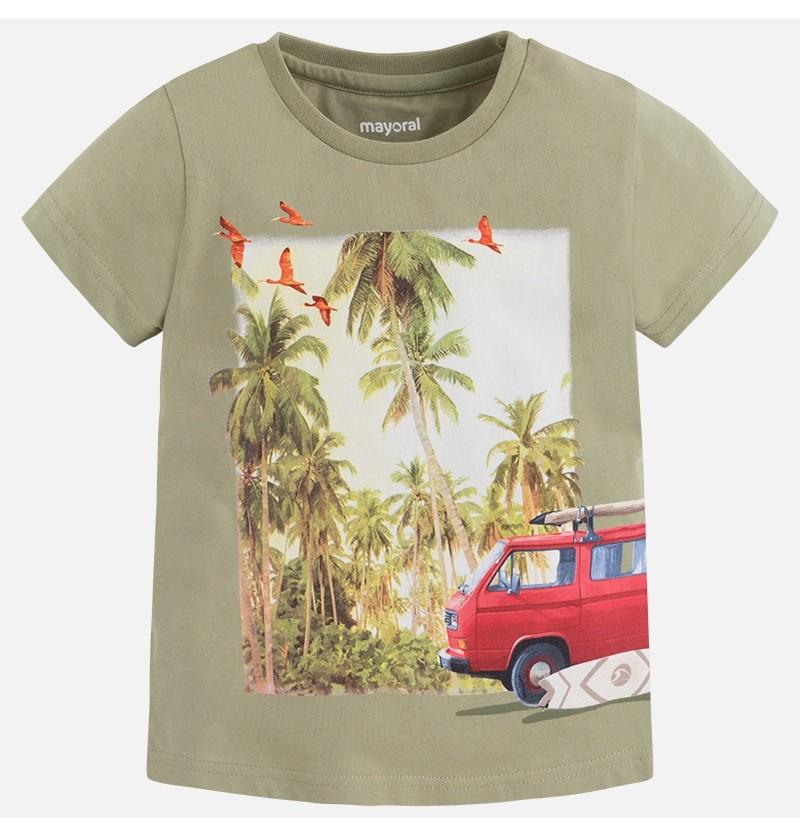Koszulka z nadrukiem 3083-015 Mayoral