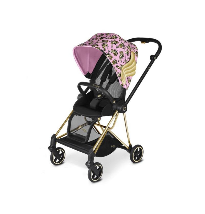 Cybex Mios 2.0 Wózek Spacerowy Wings Jeremy Scott