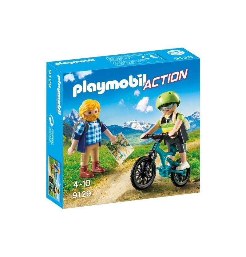 Playmobil 9129 Turyści w górach
