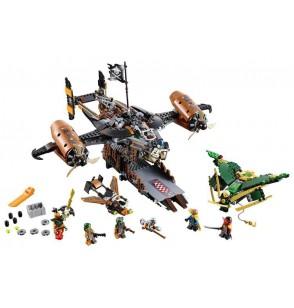 Klocki LEGO 70605 Twierdza Nieszczęścia