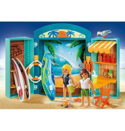 Playmobil 5641 Play Box Sklep Surfingowy