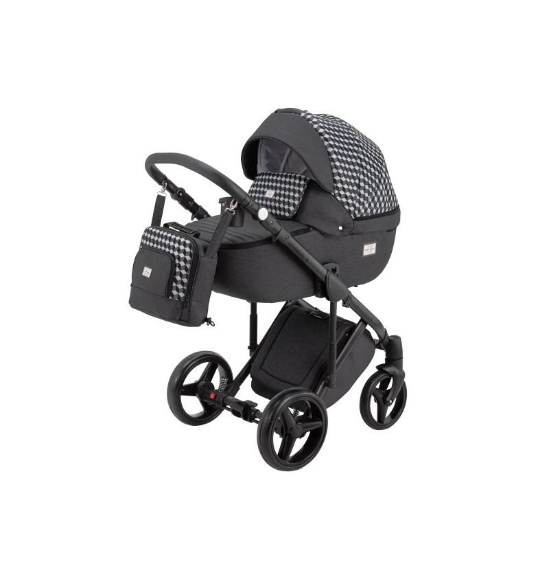 Adamex Luciano Deco Wózek Dziecięcy 2w1