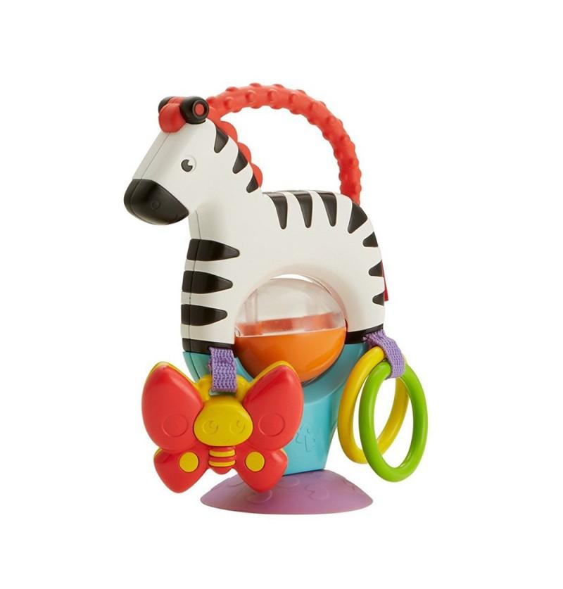 Fisher Price FGJ11 Aktywizująca zebra