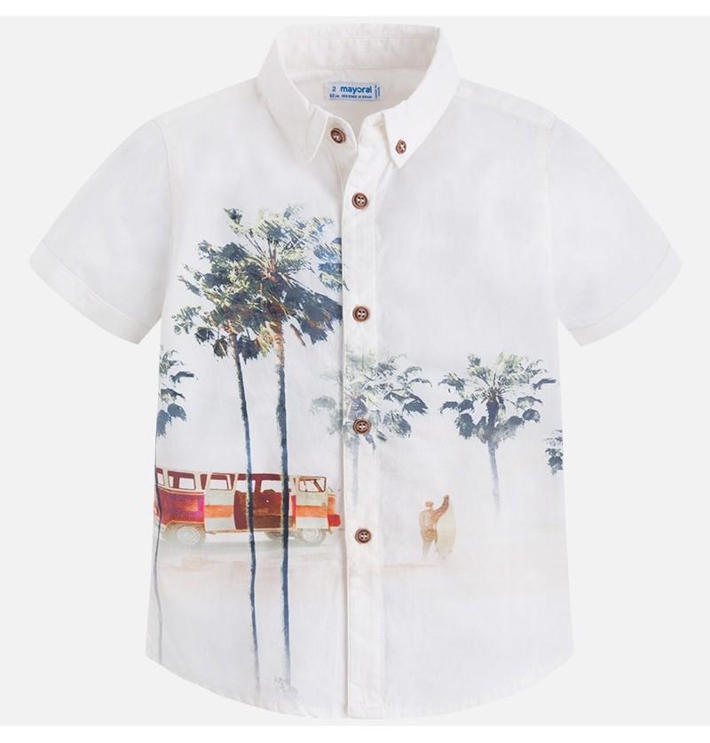 Koszula z nadrukiem 3156-063 Mayoral