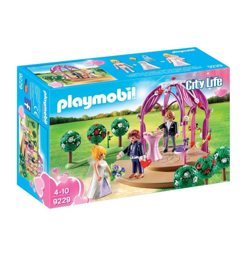 Playmobil 9229 Pawilon ślubny z nowożeńcami