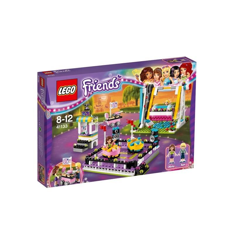 Klocki LEGO 41133 Autka w parku rozrywki