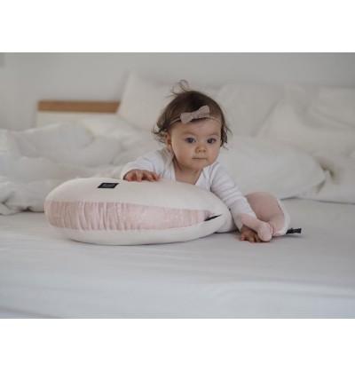 La Millou Kura Babci Dany Velvet Collection Powder Pink