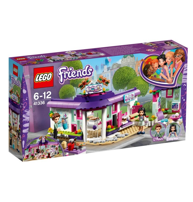 Lego Friends 41336 Kawiarnia