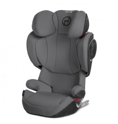 Cybex Solution Z-fix Fotelik Samochodowy 15-36kg