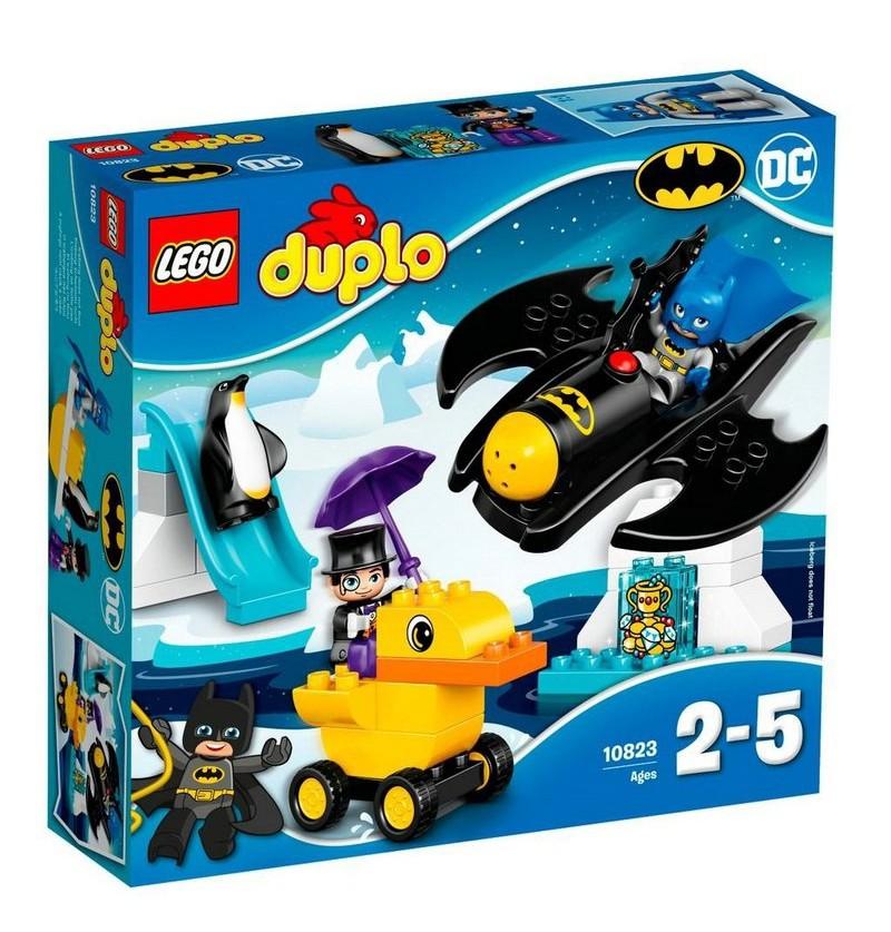 Klocki LEGO 10823 Przygoda z Batwing