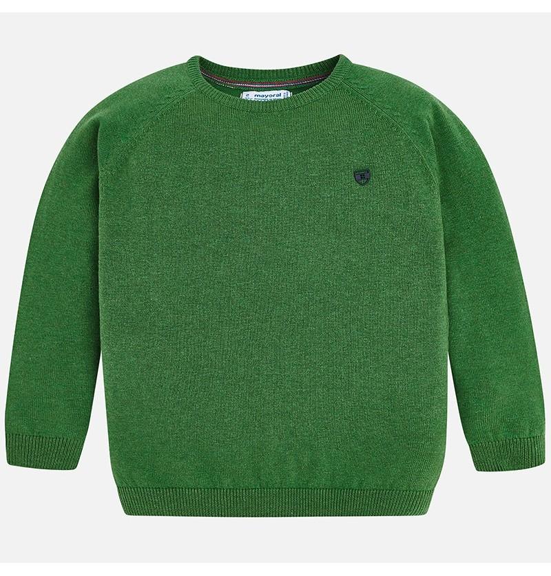 Sweter z trykotu 323-084 Mayoral