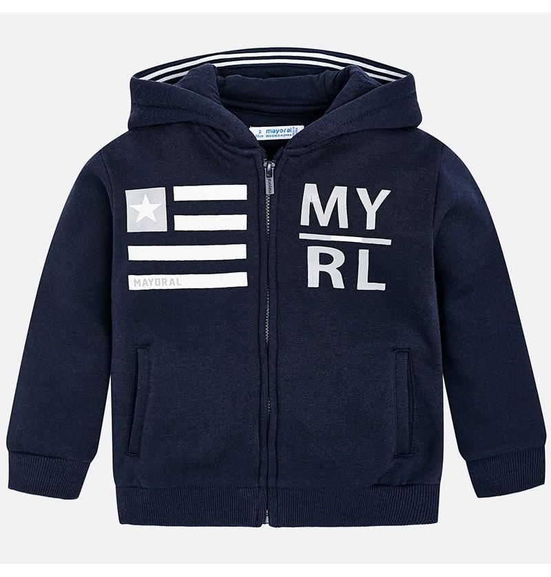 Bluza z kapturem 806-089 Mayoral
