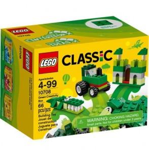 Klocki LEGO 10708 Zielony zestaw