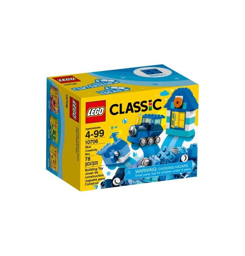 Klocki LEGO 10706 Niebieski zestaw kreatywny