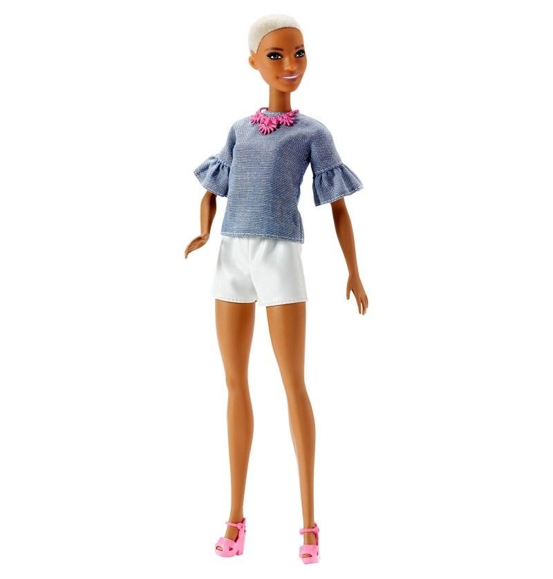 Barbie FNJ40 Modne przyjaciółki Chic in Chambray