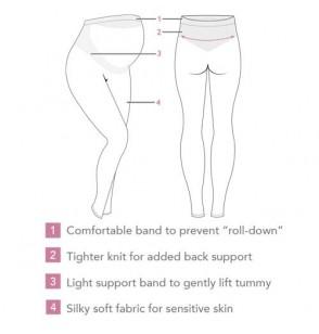 Carriwell Legginsy Carriwell Comfort dla kobiet w ciąży M