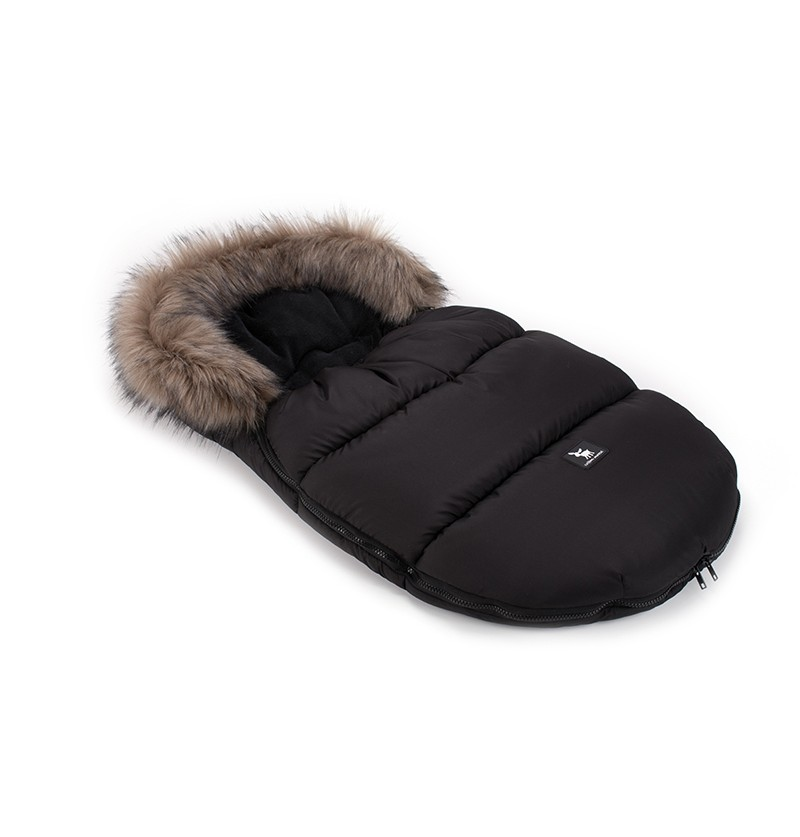 Śpiworek Cottonmoose Mini Moose Black