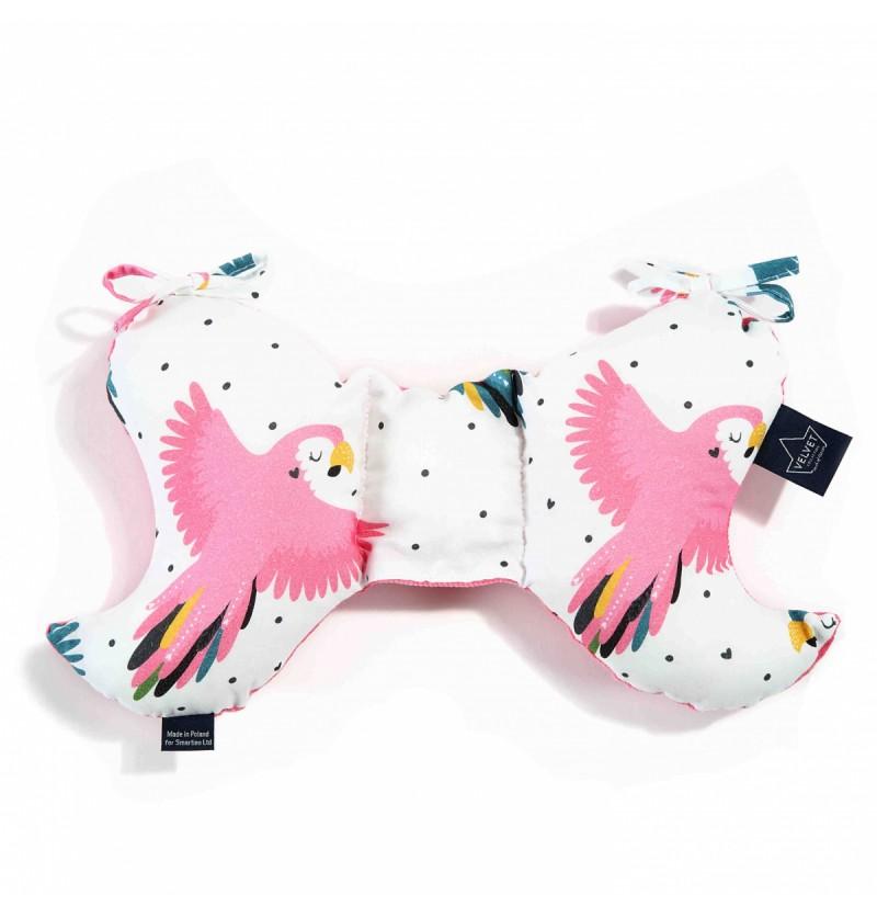 La Millou Poduszka antywstrząsowa Angel's Candy Parrot Florida Pink