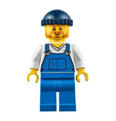 Klocki LEGO 60109 Łódź strażacka
