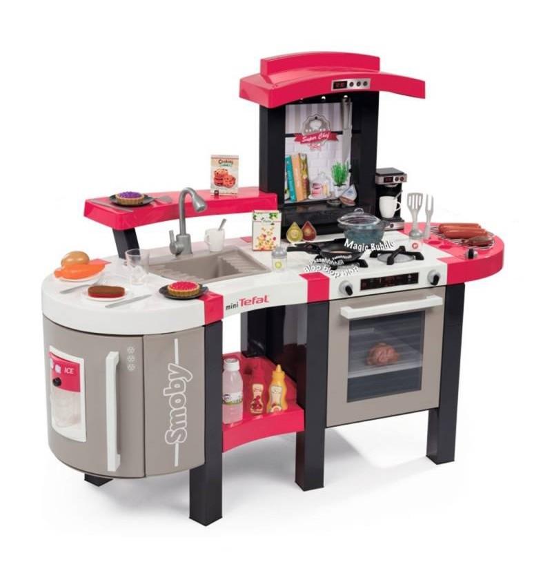 Smoby Kuchnia Elektroniczna Tefal De Luxe 311304